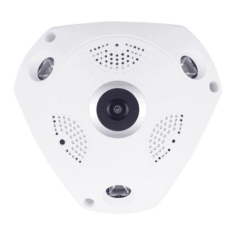 Intelligent 360° Panoramic Indoor HD Camera