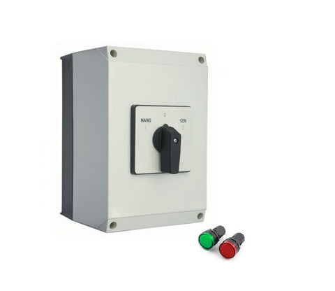 Changeover Switch 63A