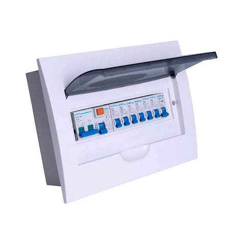 Pre-Populated 12-Way Distribution Board (DB)