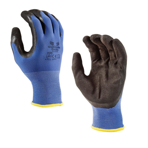 Flexrite Spandex & Nitrile Gloves