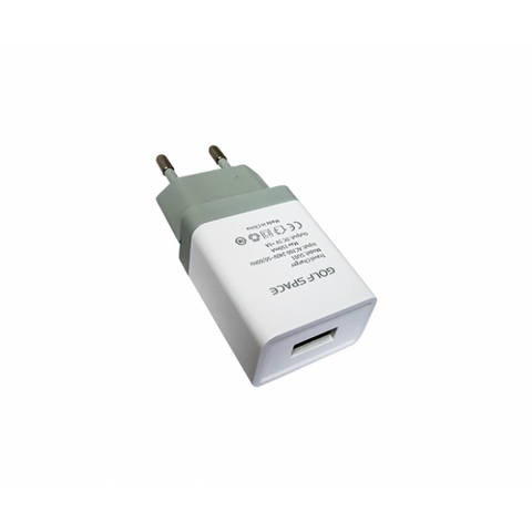 USB Mains Charger 1A