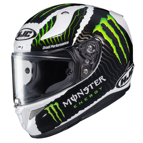 HJC RPHA11 Monster White Sand Helmet