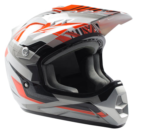 Mars Motocross Helmet for Kids