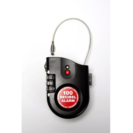Lock Alarm Cable Lock Mini