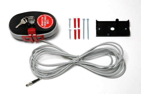 Lock Alarm Cable Lock Extra Long