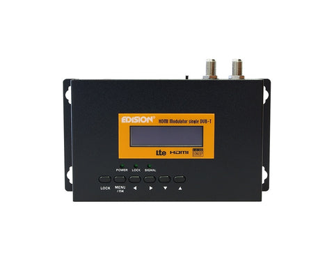 HDMI to DVB-T Modulator