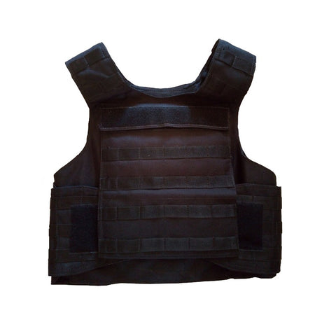 Iron Reign Tactical Vest with Molle Front View