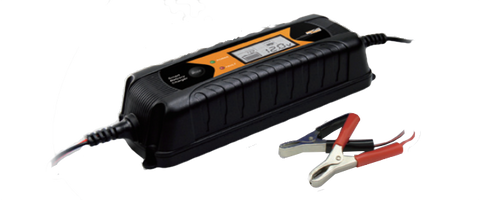 Smart Battery Charger 4 or 8 Amp