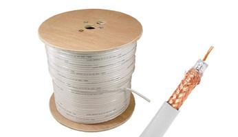 Coaxial Cable RG6u Copper