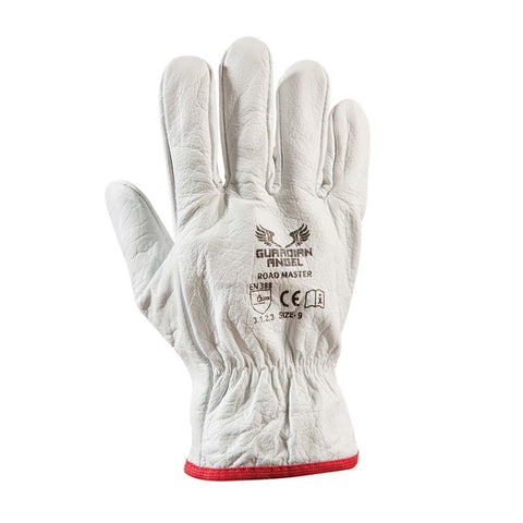 Road Master Buffalo Calfskin Driver Gloves
