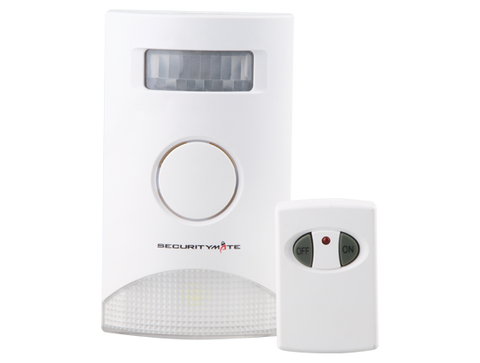 Wireless Motion Sensor Alarm / Light