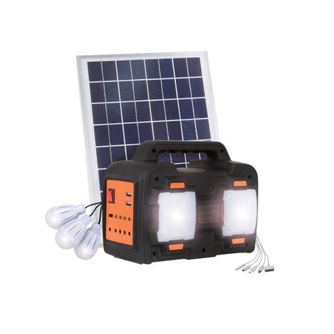 Mobile Solar Light Kit 9000mAh