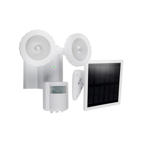 LED Solar Security Light with PIR