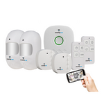 SMARTHOME WiFi Wireless Alarm Kit