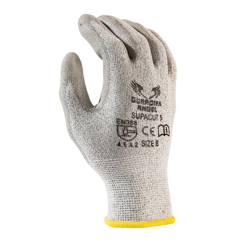 Supacut-5 PU Coated Cut-Resistant Gloves