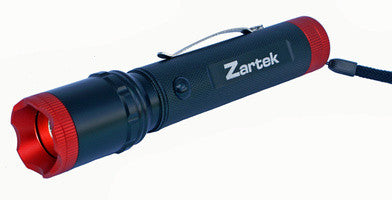 Zartek LED Rechargeable Flashlight