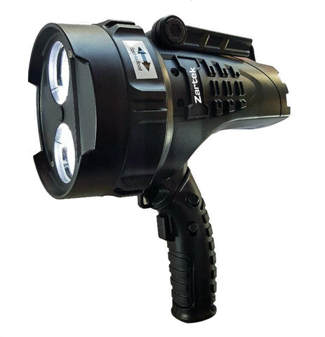 Zartek LED Rechargeable Spotlight 2200lm