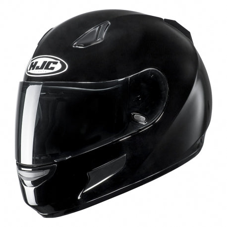 HJC CL-SP Solid Black Motorcycle Helmet