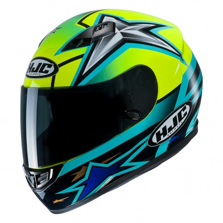 HJC CS-15 Toni Elias Replica Helmet
