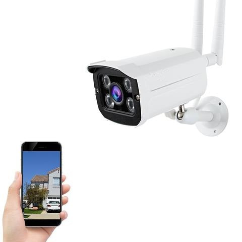 Wireless Outdoor HD Bullet Camera