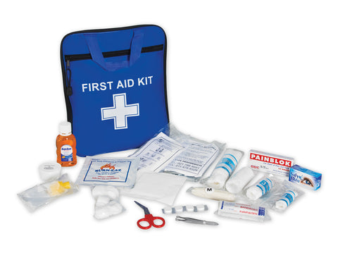 First Aid Kit for Motorists or Home
