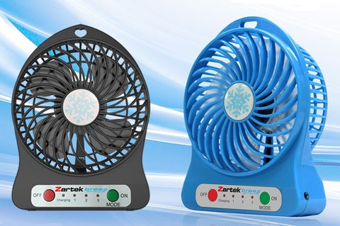 Breeze Rechargeable USB Mini-Fan