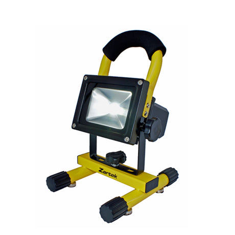 Zartek 10 Watt LED Rechargeable Work Light 900lm
