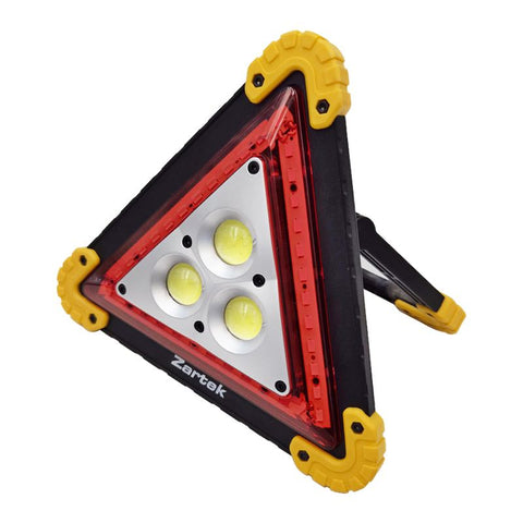 Triangle Rechargeable LED Worklight / Hazard Light