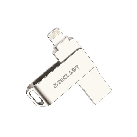 USB 3.0 Apple Iphone Ipad Ipod mobile USB flash диск от Тeclast CoolFlash MP Lightning