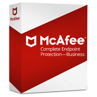 McAfee Complete EndPoint Protection - Business ProtectPLUS Perpetual License with 1yr Business Software Support MFE Complete EP Protect Bus P:1 BZ [P+] 11-25