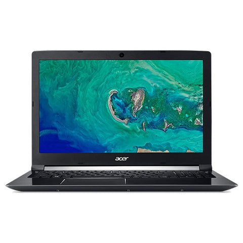 "NB Acer Aspire 7 A715-72G-56ZT/15.6"" IPS FHD Matte/Intel® Quad Core™ i5-8300HQ/4GB GDDR5 VRAM NVIDIA® GeForce® GTX 1050/8GB(1x8GB)/1000GB+(m.2 slot SSD free)/Keyboard backlit/4L/LINUX, Hair-Brush Anodizing"