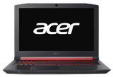 "NB Acer Nitro 5 AN515-52-75W6/15.6"" IPS FHD Acer ComfyView Matte/Intel® Hexa-Core™(6 Core™) i7-8750H (9M Cache, up to 4.10 GHz) /NVIDIA GeForce GTX 1050 4GB GDDR5/ 1x8GB DDR4 /1000GB+(m.2 slot SSD free NVMe)/No ODD/Backlit Keyboard /LINUX/Matte black ch"