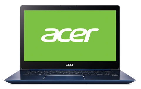 "PROMO BUNDLE (NB+ПОДАРЪК 14"" PROTECTIVE SLEEVE) NB Acer Swift 3 SF314-52-311U/14.0"" IPS Full HD 1920x1080 Corning® Gorilla® Glas /Intel® Core™ i3-7130U/1x4GB/256GB PCI-E SSD/ Intel HD Graphics 620/ Keyboard backlight/Finger Print/Windows 10/Мetallic bod"