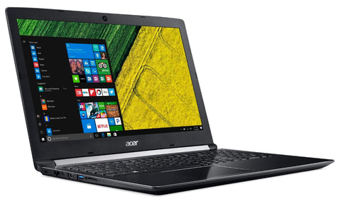 "NB Acer Aspire 5 A515-51G-3266/15.6"" FullHD IPS Matte/Intel® Core™ i3-8130/2GB GDDR5 NVIDIA® GeForce MX 130/8GB(2x4GB) /1000GB+(m.2 slot SSD free)/4L/LINUX, Obsidian Black"