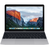 "Преносим компютър Apple MacBook 12"" Retina/DC i5 1.3GHz/8GB/512GB/Intel HD Graphics 615/Space Grey - INT KB"