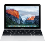 "Преносим компютър Apple MacBook 12"" Retina/DC i5 1.3GHz/8GB/512GB/Intel HD Graphics 615/Silver - BUL KB"