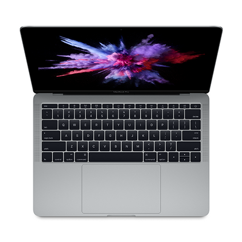 "Преносим компютър Apple MacBook Pro 13"" Retina/DC i5 2.3GHz/8GB/256GB SSD/Intel Iris Plus Graphics 640/Space Grey - INT KB"