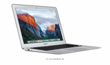 "Преносим компютър Apple MacBook Air 13"" i5 DC 1.8GHz/8GB/128GB SSD/Intel HD Graphics 6000 INT KB"