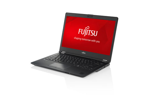 "Fujitsu Lifebook U748, Intel Core i7-8550U up to 3.7GHz 8MB; 14.0"" FHD antiglare, non-touch; 8 GB DDR4 2400 MHz; SSD M.2 SATA III 256GB; No WWAN Module; Antennas for WLAN; Intel Dual Band Wireless-AC8265 + BT 4.2; 2x digital array mic & HD cam; Fingerpr"