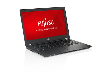 "Fujitsu Lifebook U758, Intel Core i7-8550U up to 3.7GHz 8MB; 15.6"" FHD antiglare, non-touch; 8 GB DDR4 2400 MHz; SSD M.2 SATA III 256GB; No WWAN Module; Intel Dual Band Wireless-AC8265NV + BT 4.2; 2x digital array mic & HD cam; Fingerprint Sensor; No Sm"