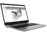 HP ZBook 15v G5 Mobile Workstation Intel® Core™ i7 8750H (Core™ i7 and 16 GB Intel® Optane™ memory) (2.2 GHz base frequency, up to 4.1 GHz with Intel® Turbo Boost Technology, 9 MB cache, 6 cores)  16 GB DDR4-2666 SDRAM (1 x 16 GB) 256 GB SATA SSD 15.6""