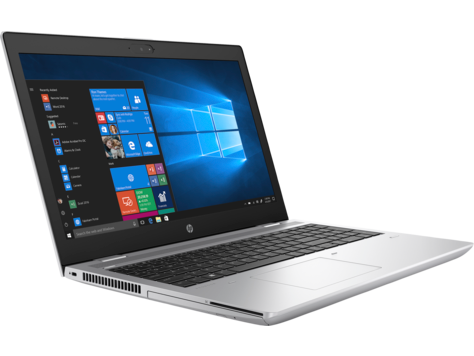 "HP ProBook 650 G Intel Core i5-8250U 15.6"" diagonal FHD IPS anti-glare LED-backlit (1920 x 1080) 8 GB DDR4-2400 SDRAM (1 x 8 GB) 256 GB PCIe® NVMe™ SSD HDD DVD/RW Intel® UHD Graphics 620  Windows 10 Pro 64,1 year warranty"