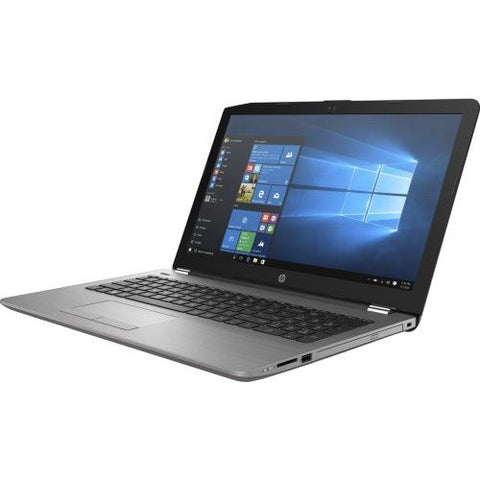 HP 250 G6 Intel® Core™ i3-7020 (2,3 GHz, 3 MB cache, 2 cores) 15.6 HD AG LED Intel HD Graphics 4 GB  DDR4-2133 SDRAM (1 x 4 GB) 500 GB 5400 rpm HDD DVD+/-RW Intel 3168 ac 1x1 +Bluetooth 4.2 WW  3-cell Battery,DOS,2 years warranty,silver