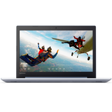 "Lenovo IdeaPad 320 15.6"" HD Antiglare N3350 up to 2.4GHz, 4GB DDR3, 1TB HDD, DVD, HDMI, Gigabit, WiFi, BT, HD cam, Denim Blue"