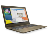 "Lenovo IdeaPad 520 15.6"" IPS FullHD Antiglare i5-7200U up to 3.1GHz, GF 940MX 2GB, 8GB DDR4, 1TB HDD, DVD, Backlit KBD, Fingerprint Reader, HDMI, Gigabit, WiFi, BT, HD cam, Bronze"
