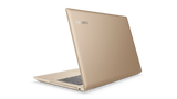 "Lenovo IdeaPad 520 15.6"" IPS FullHD Antiglare i7-7500U up to 3.5GHz, GF 940MX 4GB, 8GB DDR4, 1TB HDD, DVD, Backlit KBD, Fingerprint Reader, HDMI, Gigabit, WiFi, BT, HD cam, Golden"