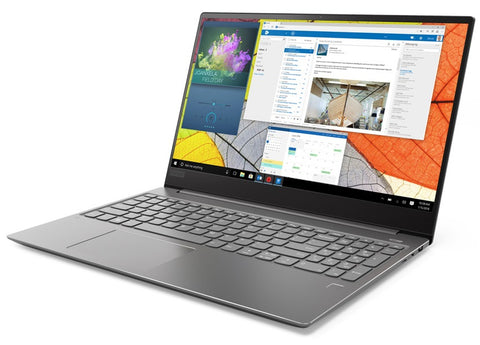 "Lenovo IdeaPad 720s 15.6"" IPS FullHD Antiglare i7-7700HQ up to 3.8GHz QuadCore, GTX1050Ti 4GB, 8GB DDR4, 256GB SSD m.2, Backlit KBD, Fingerprint Reader, WiFi, BT, HD cam, Iron Grey, Win 10"