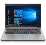 "Lenovo IdeaPad 330 15.6"" HD Antiglare N4000 up to 2.6GHz, 4GB DDR4, 128GB SSD, HDMI, Gigabit, WiFi, BT, HD cam, Platinum Grey"
