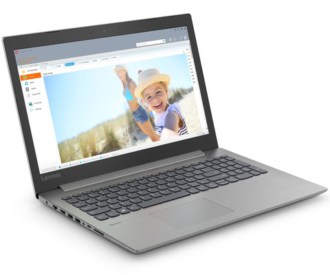 "Lenovo IdeaPad 330 15.6"" FullHD Antiglare i3-7020U 2.3GHz, Radeon 530 2GB, 8GB DDR4, 1TB HDD, USB-C, HDMI, Gigabit, WiFi, BT, HD cam, Platinum Grey"