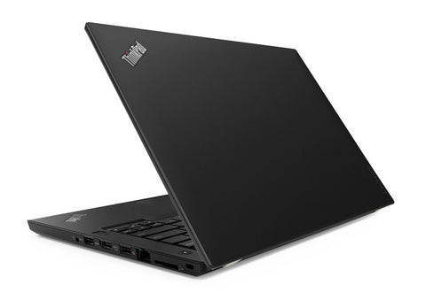 "Ultrabook Lenovo ThinkPad T480,Intel Core i5-8250U(1.6GHz up to 3.4GHz ,6MB),8GB DDR4,512GB SSD NVMe,14"" WQHD (2560x1440) IPS anti-glare,Intel UHD 620,dTPM 2.0, Smart CR,Wireless AC,BT,FPR,1Gb Ethernet,USB 3.1 Type-C,IR & 720p Camera,HDMI,dock conn,medi"